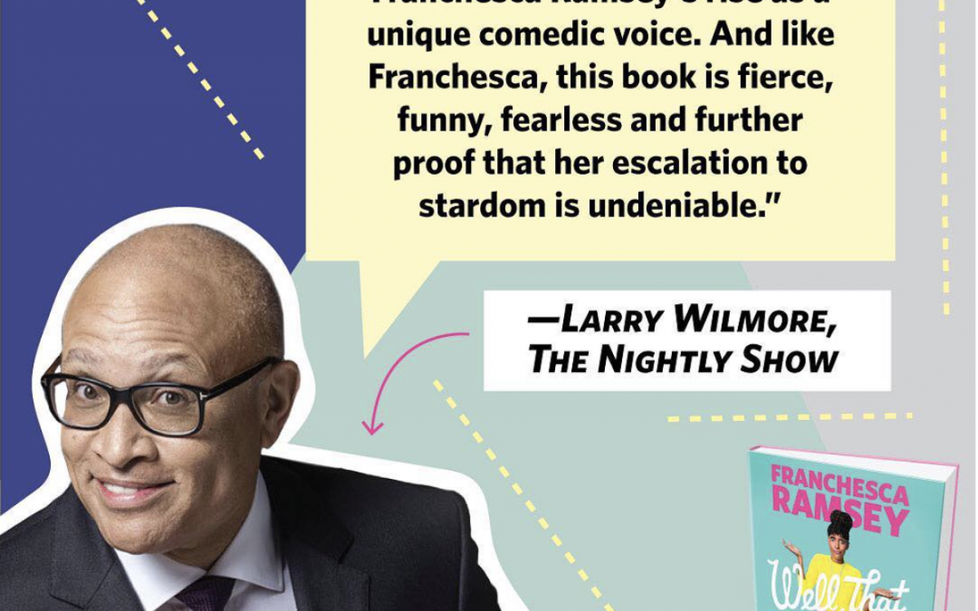 Larry Wilmore Loves WTEQ!
