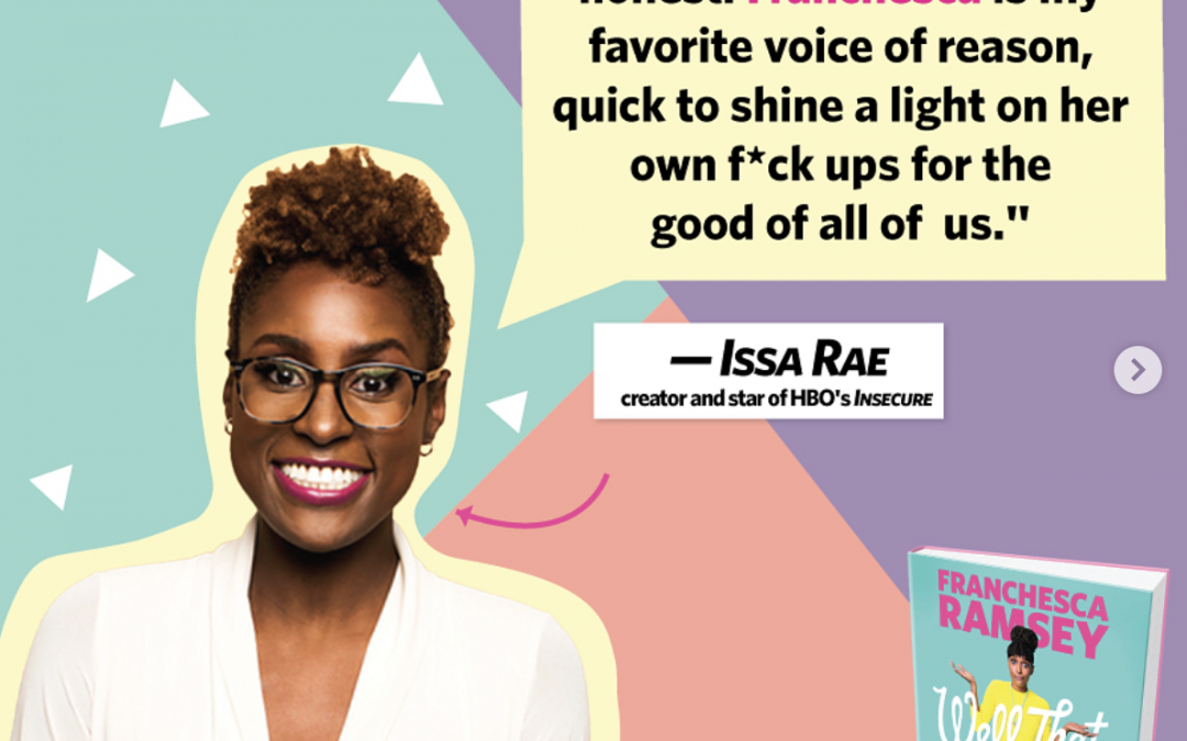 Issa Rae Loves WTEQ!