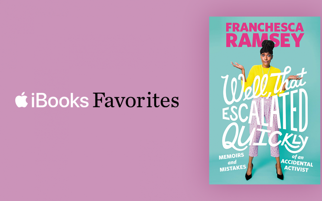 WTEQ Makes iBooks May Favorites!